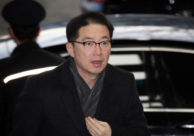 South Korea's Vice Unification Minister Chun Hae-sung. (Yonhap)