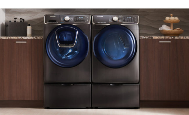 U.S. to impose tariffs on Samsung, LG washing machines