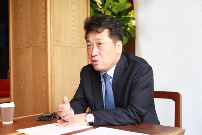 Myongji Hospital Chairman Lee Wang-jun (Courtesy of Myongji Hospital)