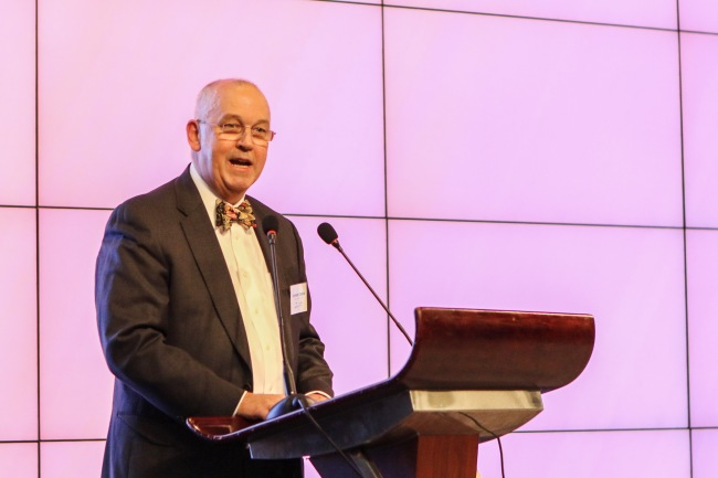 Graham Dodds, chairman of AustCham Korea and Exxon Mobil Korea president and lead country manager (AustCham)