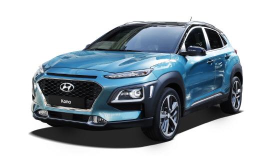 Hyundai's Kona EV (Hyundai Motor)