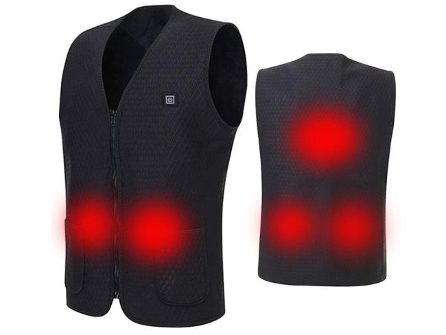 Heat-generating vest (Gmarket)