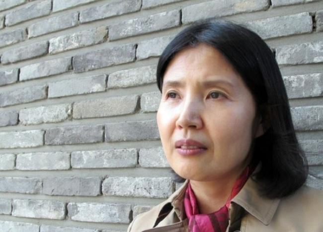 Korean poet Choi Young-mi (Yonhap)