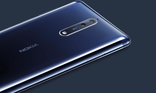 Nokia 8 Gets Android 8.1 Oreo Update