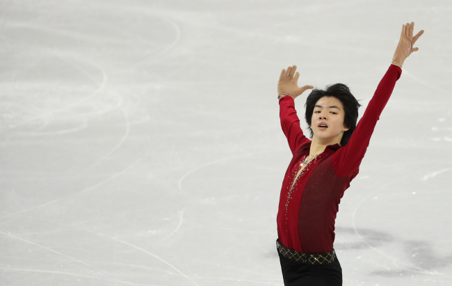 [PyeongChang 2018] S. Korean skater Cha Jun-hwan places 15th after short program