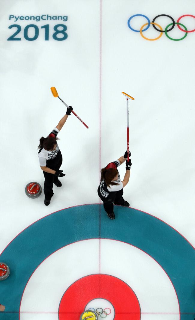 South Korea wins against Switzerland (Yonhap)