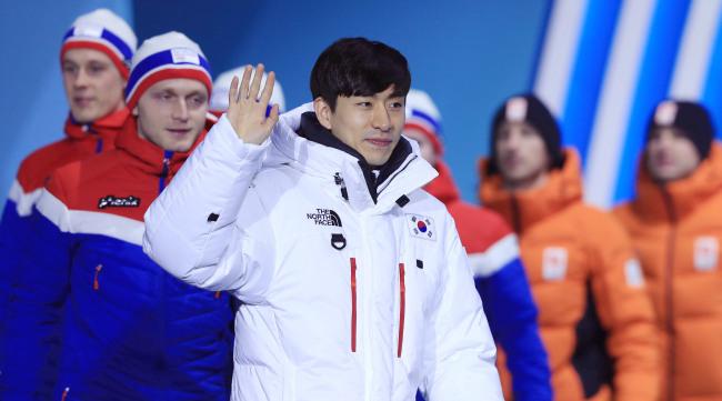 Korean skater Lee Seung-hoon (Yonhap)