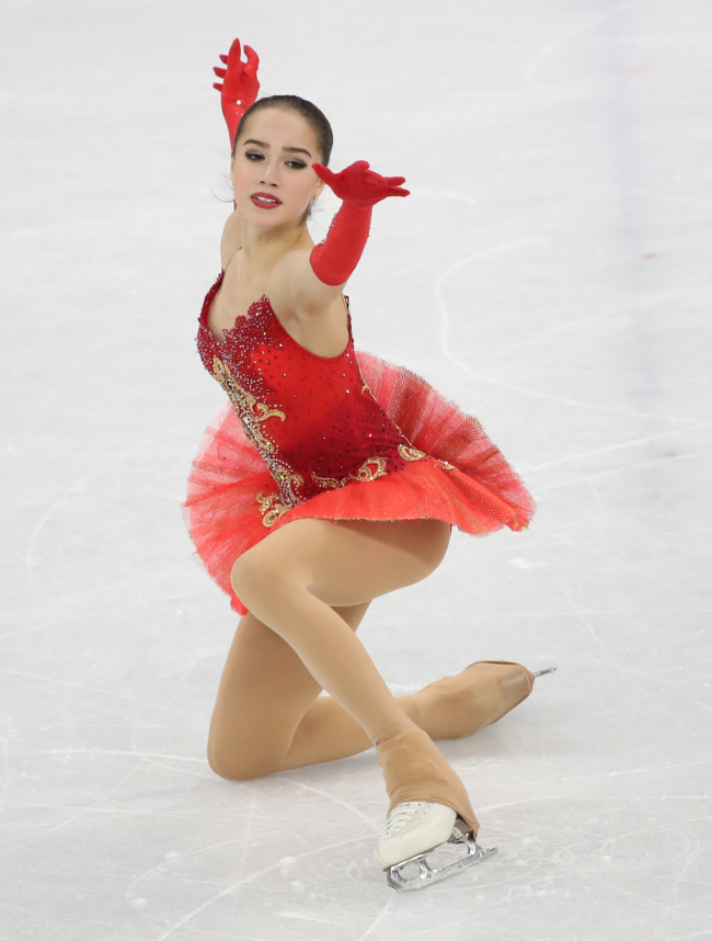 Alina Zagitova snatches Olympic gold beating the fellow Russian figure skater Evgenia Medvedeva. They tied in the short program, but Zagitova edged Medvedeva during free skating Friday