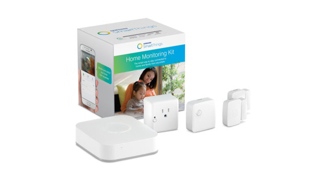 SmartThings Home Monitoring Kit from Samsung (Samsung)
