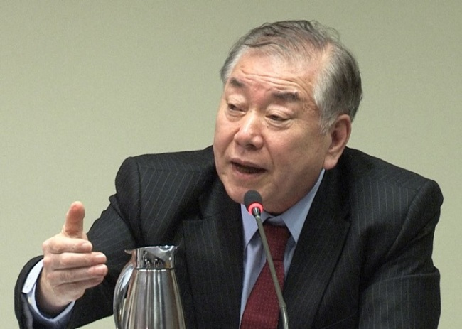 Presidential special adviser Moon Chung-in. (Yonhap)