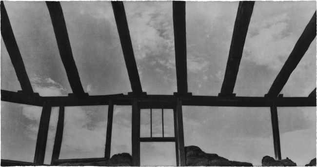 "A photograph work from Lee Jung-jin's ""Wind"" series (MMCA)"