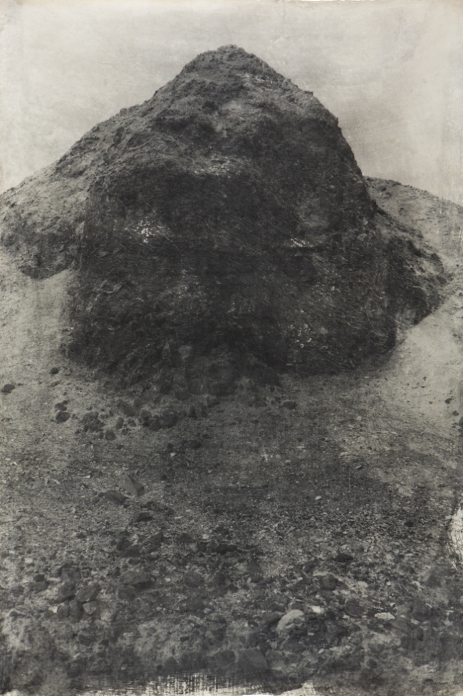 "A protograph work from Lee Jung-jin's ""American Desert"" series (MMCA)"