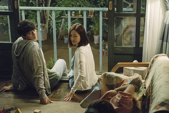 "A scene from ""Be With You"" (Lotte Entertainment)"