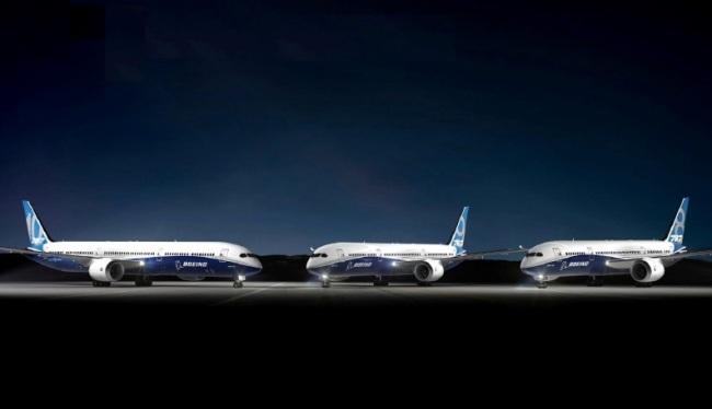 Boeing 787 models (Boeing)
