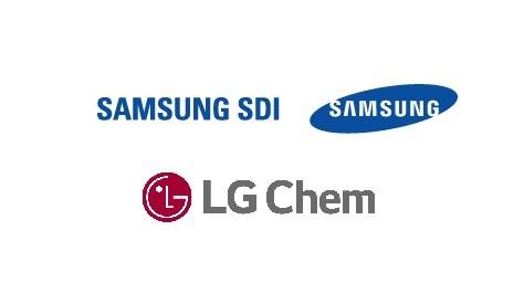 (Samsung SDI, LG Chem)