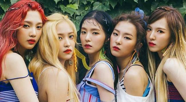 Red Velvet (S.M. Entertainment)