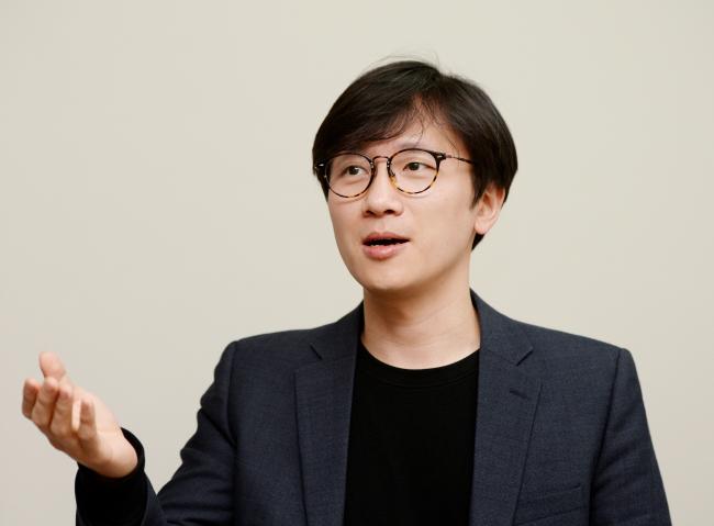 Lawyer Lim Jae-sung (Park Hyun-koo/The Korea Herald)