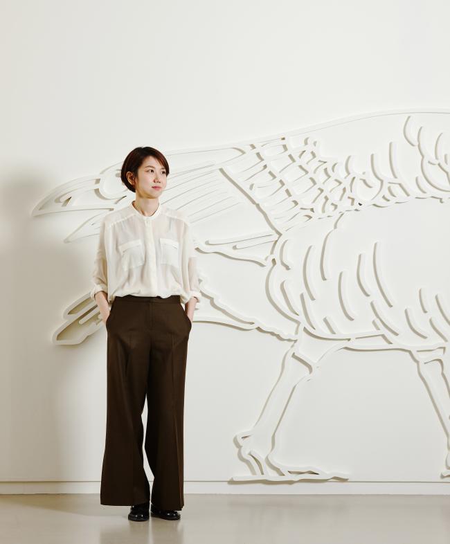 Artist Kim Min-ae (Atelier Hermes)