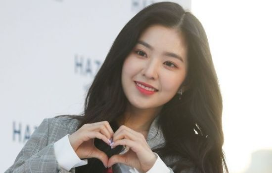 K-pop star Irene recently became the subject of cyberattacks for reading a feminist novel. (Yonhap)