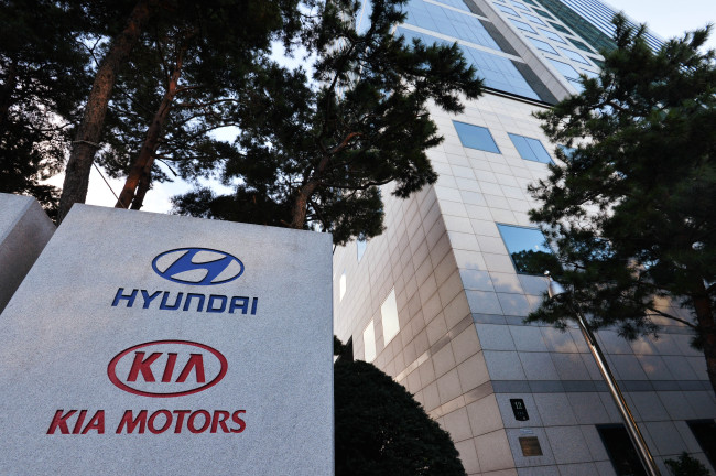 Hyundai Motor Company corporate governance reconstruction, partition merging of Mobis and Glovis