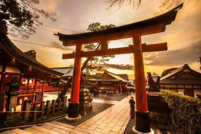 Fushimi Inari Taisha Shrine in Kyoto, Japan (123rf)