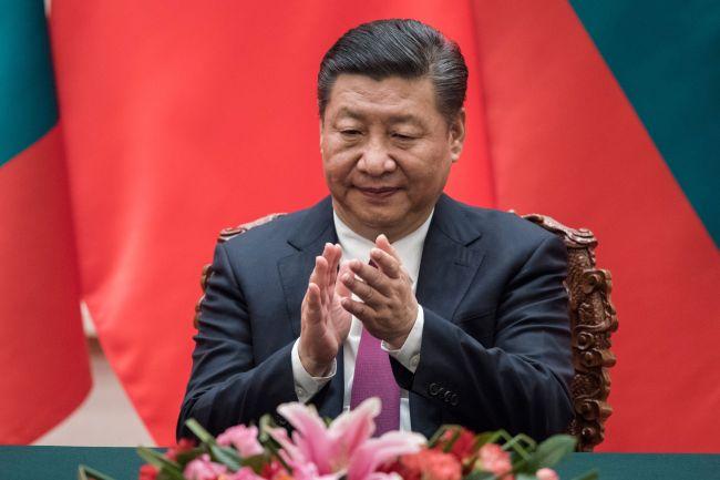 Chinese President Xi Jingping (Yonhap)