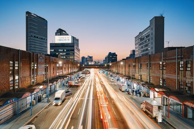 Yongsan Electronics Market. Photo: Seoul Metropolitan Government