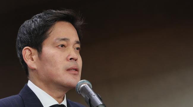 Shinsegae Group Vice Chairman Chung Yong-jin (Yonhap)