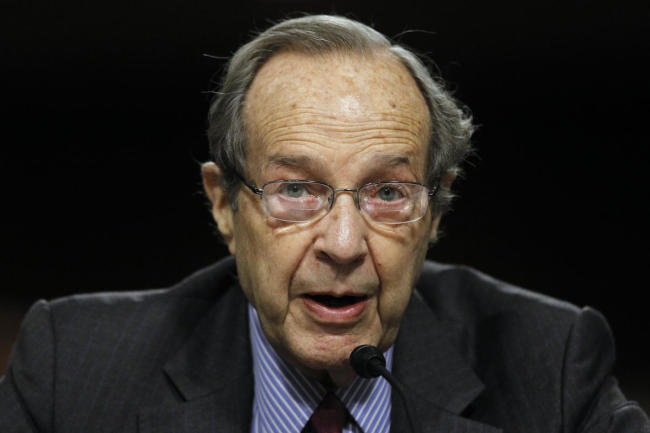 Former Defense Secretary William Perry (AP)