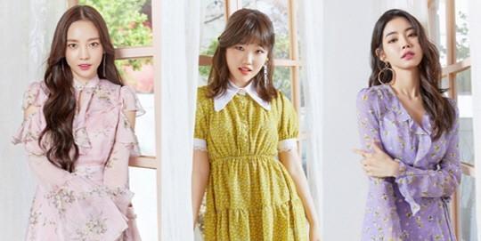 Koo Ha-ra, Hwang Seung-un and Lee Su-hyun (JTBC4)