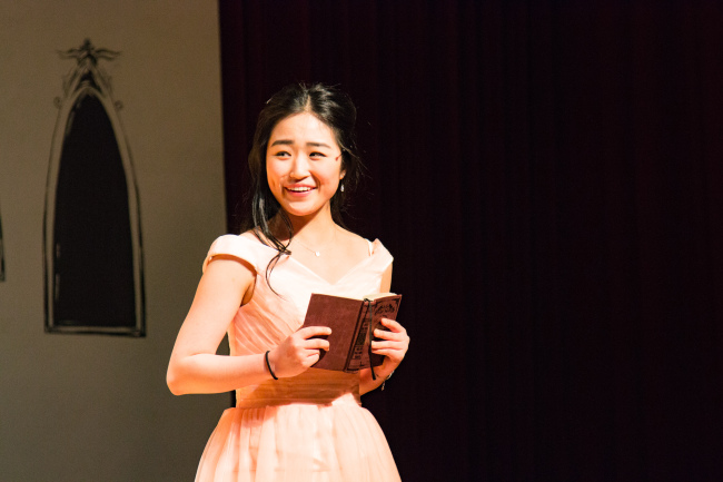 "KIS' production of ""Beauty and the Beast"" is the only one in  the region this spring. (JD Choi)"