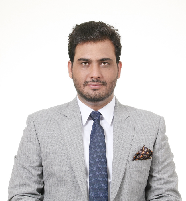 Muhammad Shafiq Haider, counselor for community welfare and cultural affairs at the Embassy of Pakistan in Seoul (Pakistani Embassy)