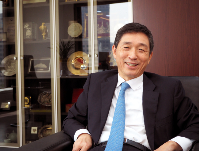 Lee Hyuk, the new secretary-general of the ASEAN-Korea Center, was the former South Korean ambassador to Vietnam and the Philippines. (Joel Lee/The Korea Herald)