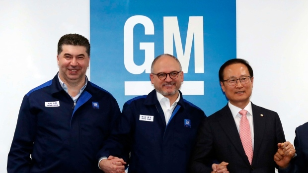 GM Korea's Talks with Labor Union Collapse