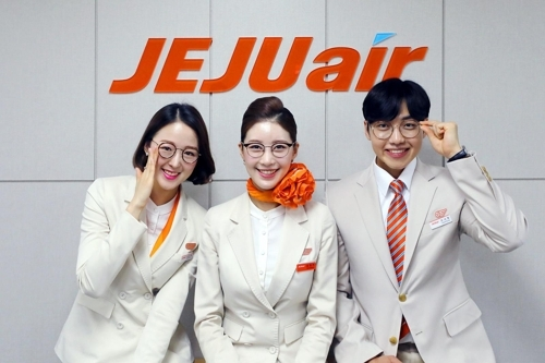 (Photo courtesy of Jeju Air-Yonhap)