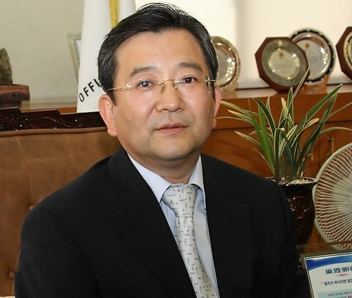 Kim Hak-ui (Yonhap)