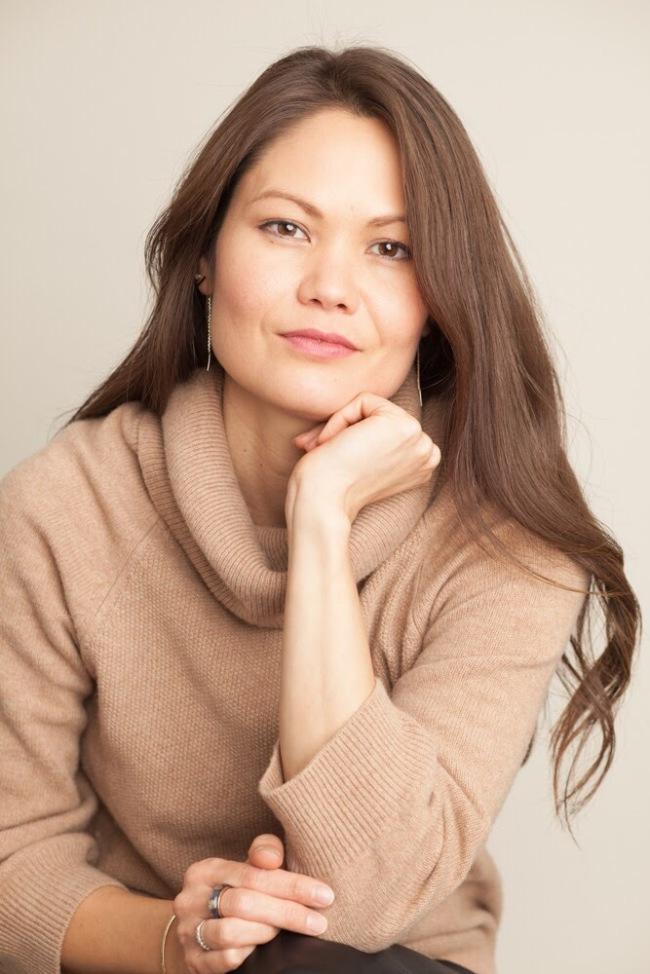 "Mary Lynn Bracht, author of ""White Chrysanthemum"" (Bracht's official website)"
