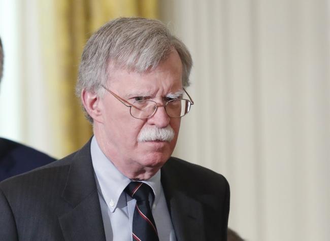 US National Security Adviser John Bolton (Reuters-Yonhap)