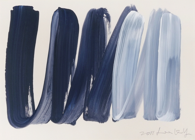 """""""Untitled"""" by Lee Kun-yong (Herald Artday)"""