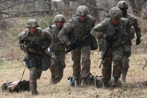 US Armed Forces Korea (Yonhap)