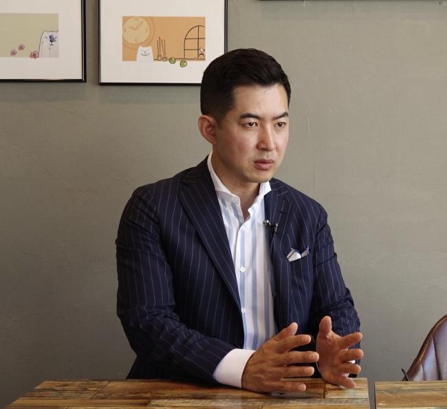 Korean Air employee Park Chang-jin (Lim Jeong-yeo/The Korea Herald)