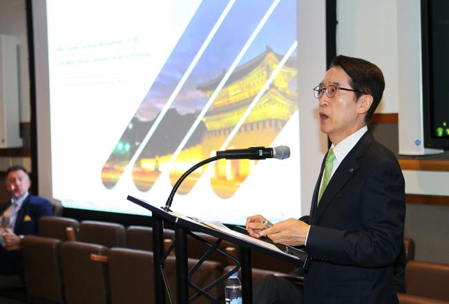Shin Chang-jae, CEO of Kyobo Life Insurance. (Kyobo Life Insurance)