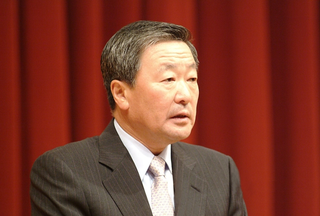 LG Group Chairman Koo Bon-moo (Yonhap)