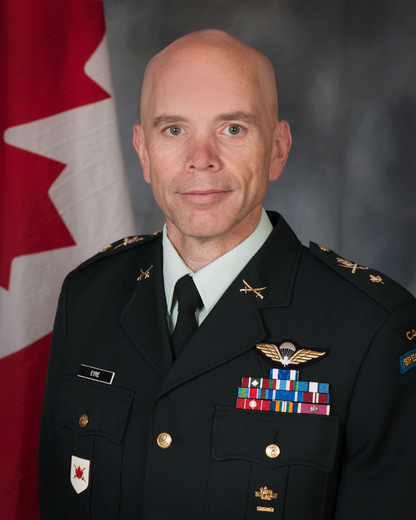 Canada's Lt. Gen. Wayne Eyre (Canadian Forces)