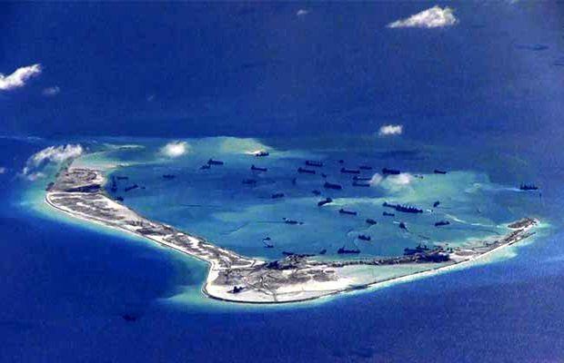South China Sea (AFP)