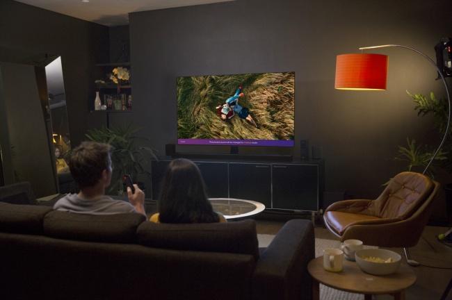 LG Signature OLED TV (LG Electronics)