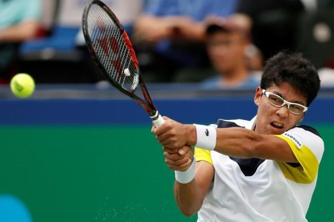 Chung Hyeon (Reuters)