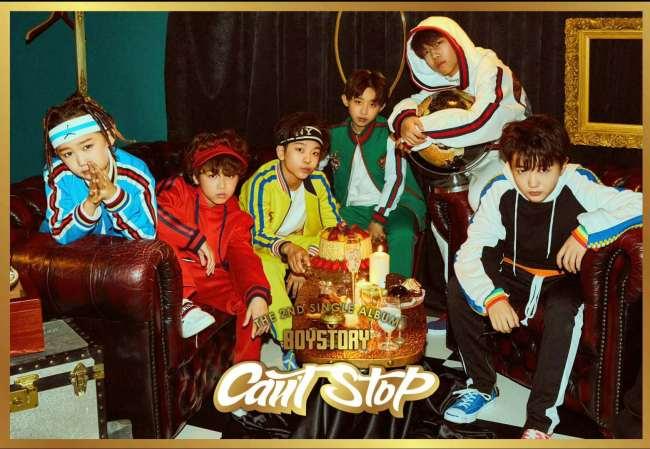 Boy Story (JYP Entertainment)