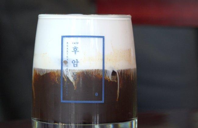 Ice Vienna coffee (Rumy Doo/The Korea Herald)