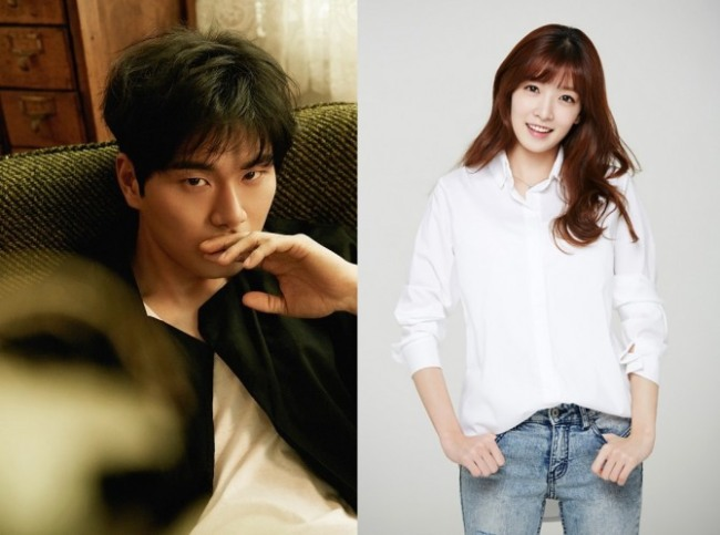 Lee Yi-kyung (HB Entertainment), Jung In-sun (CJes Entertainment)